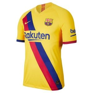 Barcelona Nike Away soccer jerseys kit (med/Large)